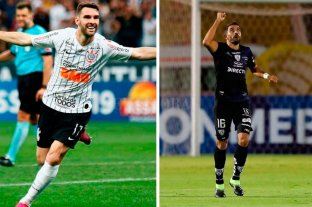 Corinthians e Independiente del Valle, la primera semi de la Sudamericana