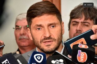 Pullaro anunció la intervención de la Unidad Regional I
