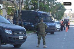 Reconocen menos presencia de Fuerzas Federales en Santa Fe -  -