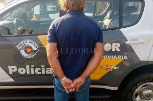 """El hermano de una víctima del clan Puccio dijo que deben pedir la extradición de """"Maguila"""" - Detención de Puccio en Brasil. -"""