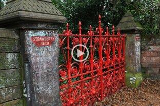 """Abrieron al público el """"Strawberry Field"""" que popularizaron Lennon y los Beatles -  -"""