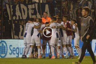 Talleres se impuso en los penales y eliminó a Banfield de la Copa Argentina -  -