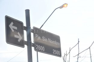 """La palabra Bis y un """"DNI"""" para pasajes sin nombre de la ciudad - Ahora los pasajes y las calles sin nombre tendrán su denominación. Se incrementó en número de estas arterias innominadas con la explosión demográfica y las nuevas urbanizaciones en el ejido urbano."""