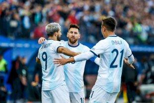 Ranking FIFA: Argentina sigue dentro de los 10 mejores