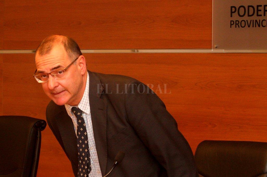 El juez Luis Octavio Silva rechazó un nuevo pedido de postergación. Crédito: Archivo.