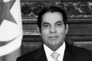 Falleció el expresidente de Túnez Ben Alí
