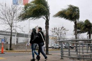 Renovaron el alerta por vientos intensos para toda la provincia -  -