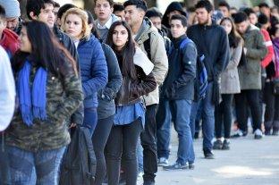 En Santa Fe la desocupación subió casi 2 puntos en tres meses