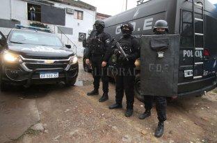 Intervención de la URI: detallaron los nuevos operativos policiales -