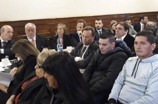 Sergio Varisco y Daniel Celis escucharon los cargos en su contra