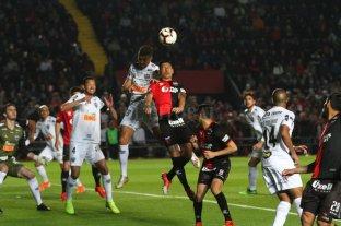 Colón cae ante Atlético Mineiro