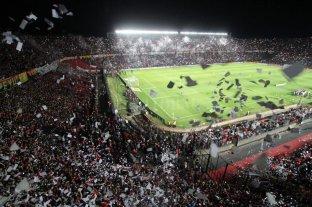 La semifinal de la Sudamericana en fotos -  -