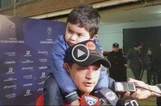 Video: La opinión de los jugadores de Colón tras derrotar al Mineiro -  -