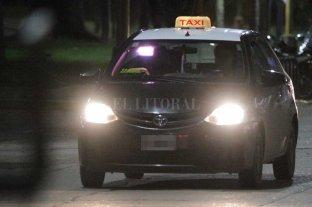Robaron a un taxista en el norte de la ciudad
