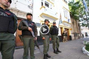 Detuvieron a jefe y subjefe de la Policía Federal de Santa Fe