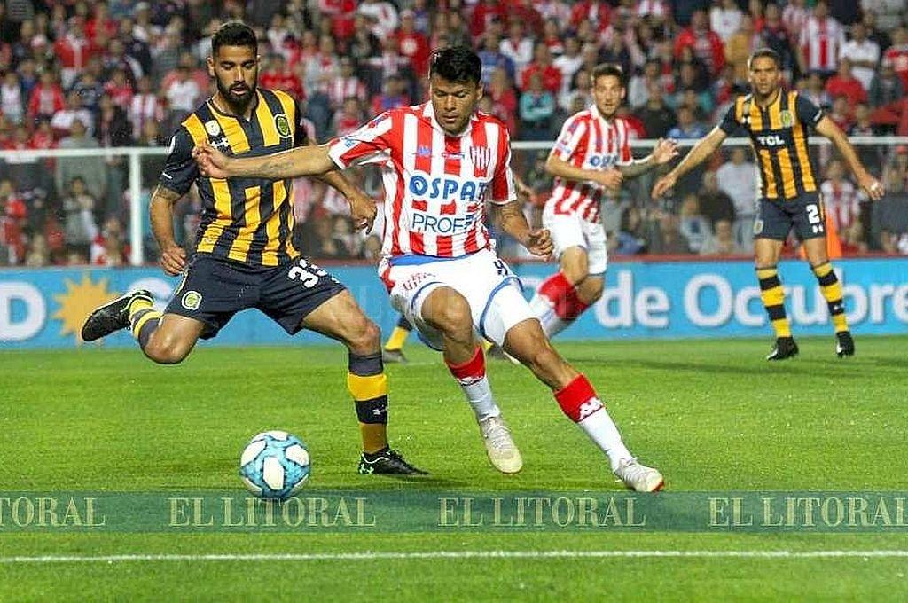 Unión cortó la racha negativa con un empate ante Rosario Central -  -