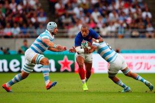 En vivo: Los Pumas debutan ante Francia en el Mundial de Rugby