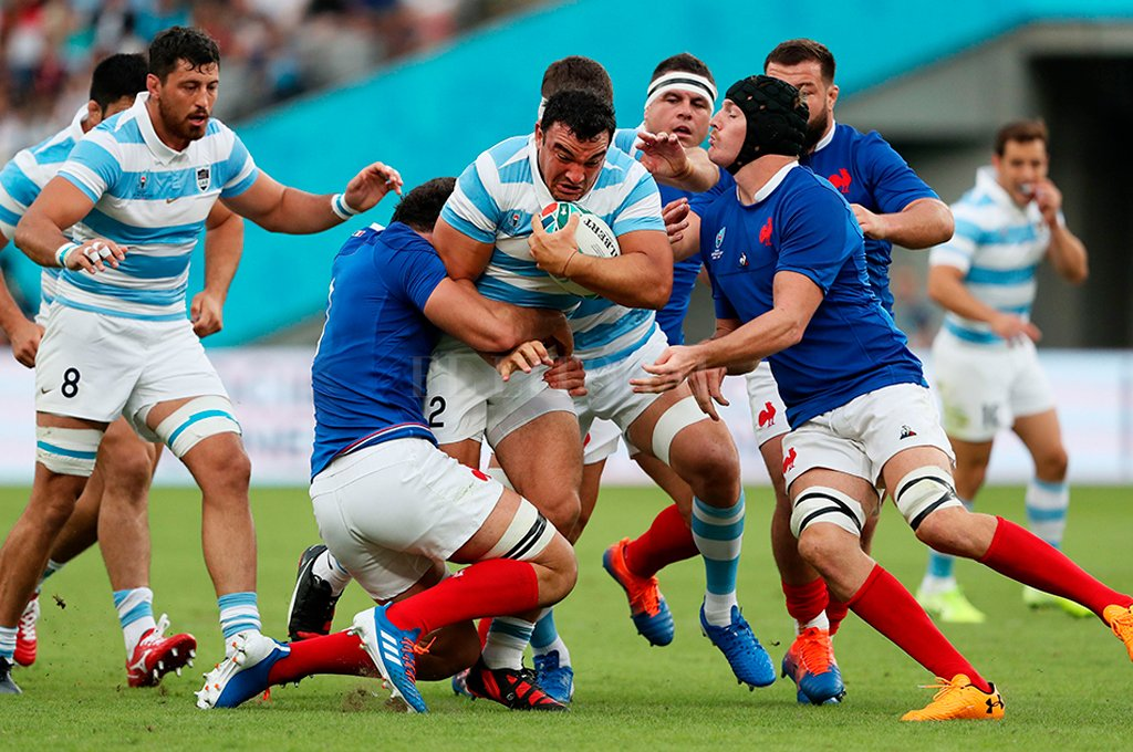 Crédito: World Rugby - Getty Images