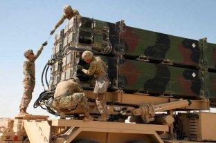 Estados Unidos envía tropas a Arabia Saudita para prevenir posibles ataques