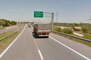 Murió un hombre al incendiarse su vivienda en cercanías a la Ruta 168 -