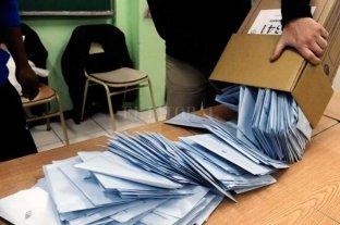 Realizan la primera prueba del escrutinio provisorio para las elecciones del 27 de octubre