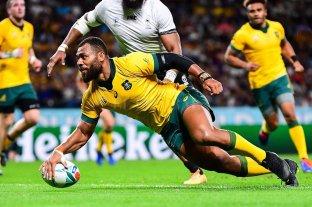 Los Wallabies vencieron a Fiji en el debut