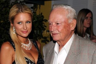 Falleció el multimillonario Barron Hilton, abuelo de Paris