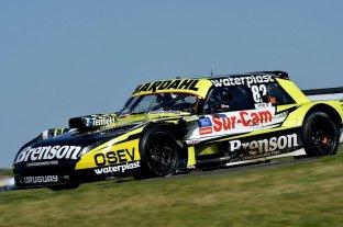 Mauricio Lambiris se quedó con la pole del TC en Paraná