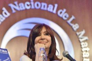 """Cristina Fernández: """"Tenés que ser horrible para fundir la Coca Cola"""" -"""