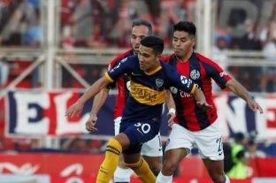 Boca derrotó a San Lorenzo y recuperó la punta