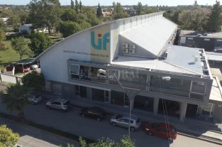 El LIF comenzó a producir medicamentos aún no desarrollados para el Hospital de Niños - Santafesino. El Laboratorio Industrial Farmacéutico, ubicado al norte de la ciudad de Santa Fe. -