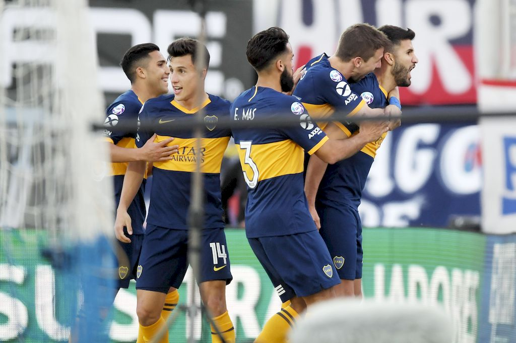 Boca ganó y sigue puntero. <strong>Foto:</strong> Télam