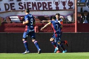 Los goles de Lanús - Colón