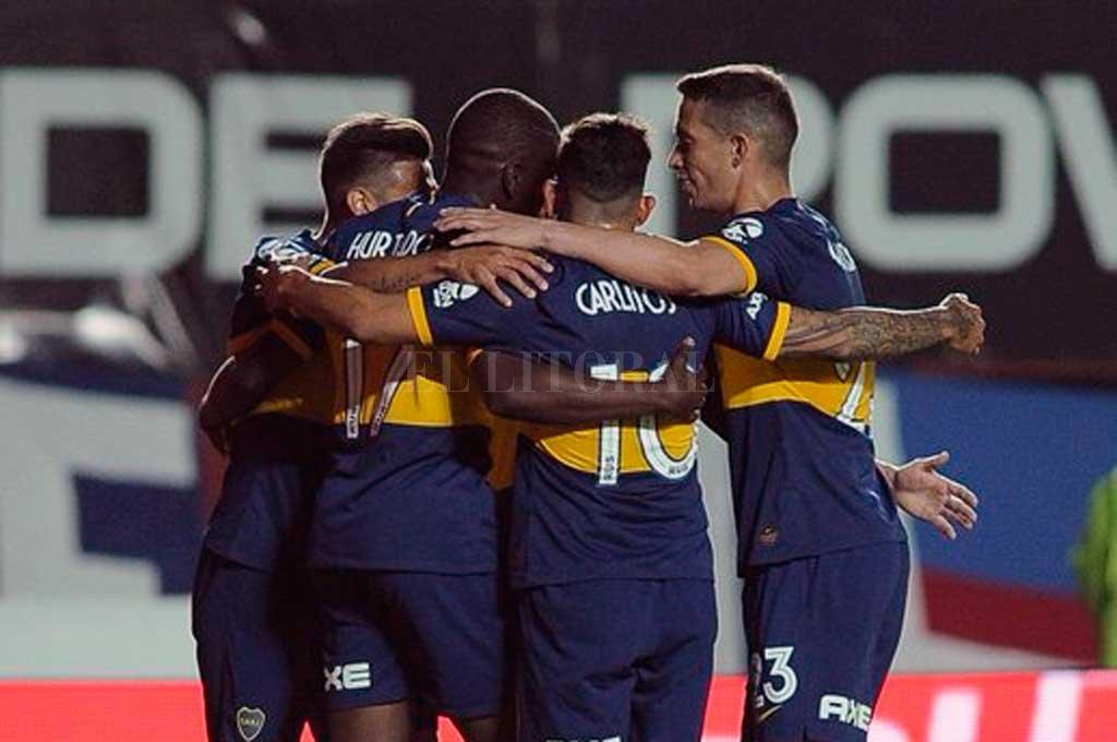 Boca ganó y es líder en soledad. <strong>Foto:</strong> Prensa Boca Jrs
