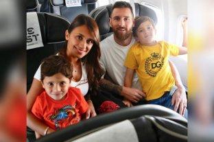 Messi viaja a Milán para participar de la gala de los premios The Best