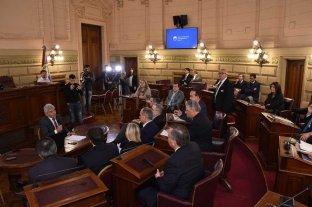 "De ""Visitantes"" en la Legislatura"
