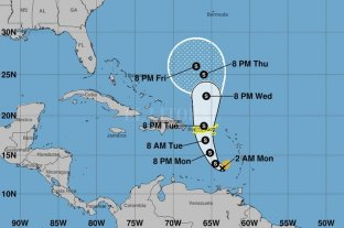 Puerto Rico, ahora bajo alerta por tormenta tropical Karen