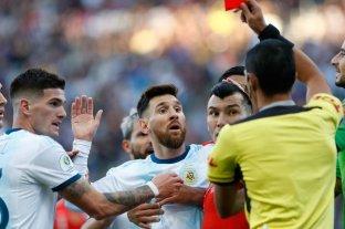 """Conmebol apuntó contra Messi: """"Nos expuso al odio y al desprecio público en todo el mundo"""" -  -"""