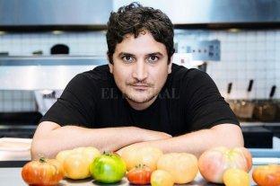 """El argentino Mauro Colagreco fue elegido """"Chef del Año"""" por sus pares franceses -  -"""