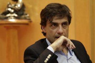 """Lacunza comenzó a dialogar con inversores en Nueva York para """"reperfilar"""" la deuda -  -"""