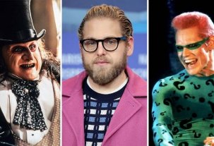 "Jonah Hill se une al elenco de ""The Batman"""