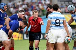 World Rugby reconoce problemas de arbitraje en el arranque del Mundial