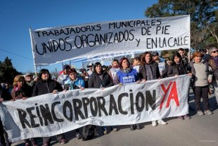 FESTRAM reclama estabilidad laboral para trabajadores informales y precarizados