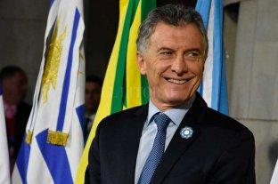 """Macri sobre el bono: """"es importante que todos hagamos nuestro aporte"""""""