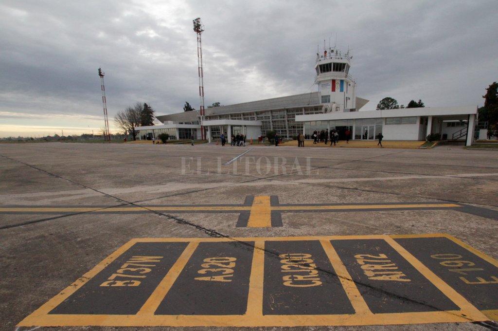 El plantel sabalero despegará desde el Aeropuerto Metropolitano Santa Fe. Crédito: Mauricio Garín.
