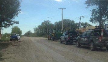 Encontraron el tractor que había sido robado el fin de semana