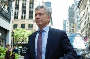 Macri se reúne en Nueva York con el director interino del FMI, David Lipton