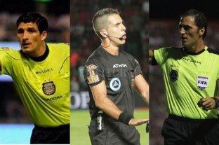 Tres árbitros fueron suspendidos por sus malas labores
