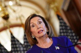 """Nancy Pelosi anuncia la apertura del proceso de """"impeachment"""" contra Donald Trump"""