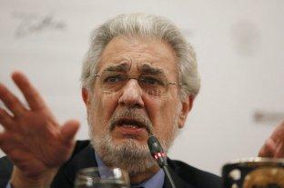 Se suspende la presentación de Plácido Domingo en EEUU por denuncias de abuso